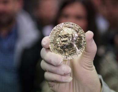 Pokojowa Nagroda Nobla z wyjątkowego kruszcu