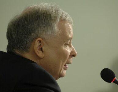 Kaczyński: oni mogą robić afery i kłamać w żywe oczy, że wszystko jest w...