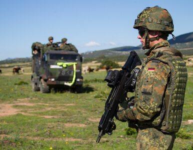 Niemcy rozważają przywrócenie poboru do wojska