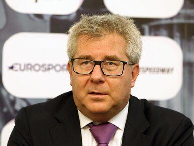 Wybory nowego szefa PKOL. Do walki o fotel prezesa stanie Ryszard Czarnecki