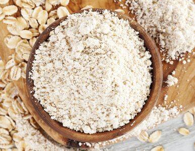 Mąka owsiana pomaga zapobiec biegunce, nadciśnieniu i otyłości