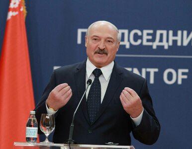 Łukaszenka przemówił. Twierdzi, że m.in. z Polski wydawano dyspozycje...