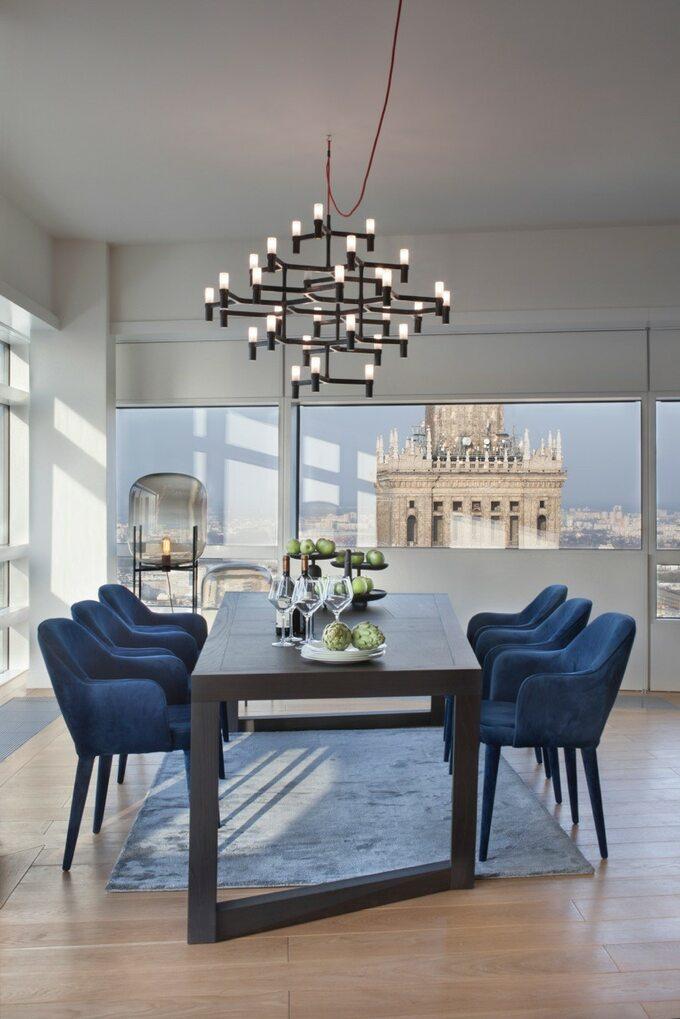 Kupując apartament wZłotej 44, klient odbiera gowykończonego podklucz. Plus wyjątkowy widok zokna
