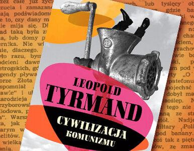 Pamflet Tyrmanda na komunizm - wkrótce w księgarniach
