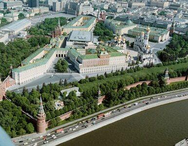 """Komuniści pod murami Kremla. """"Przestępcy - kradliście głosy!"""""""