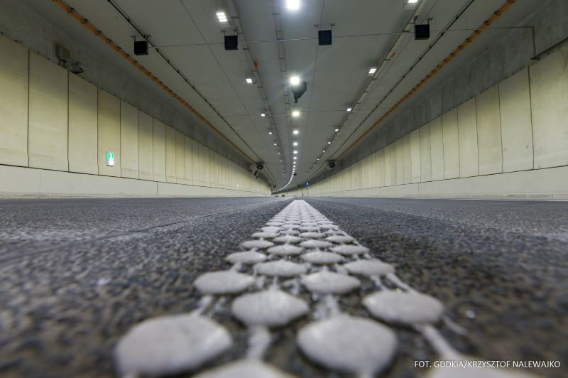 Tunel S2 pod Ursynowem