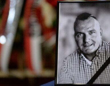 Pogrzeb zastrzelonego policjanta z Raciborza. Andrzej Duda pośmiertnie...