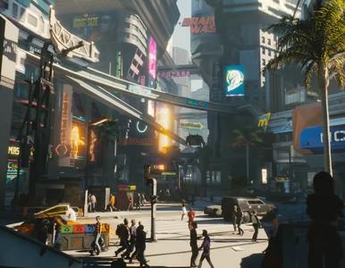 """Inwestorzy czekają na """"Cyberpunka 2077"""". Data premiery bardzo prawdopodobna"""