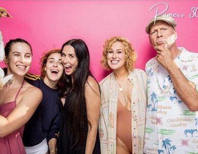 Trzy córki Demi Moore i Bruce'a Willisa podbijają media społecznościowe....