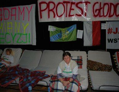 Trwający 16 dni protest głodowy zakończony. Mieszkańcy Dobrzenia...