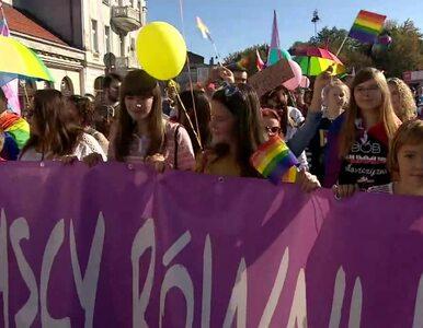 Marsz Równości w Kaliszu. Wójt po alkoholu szarpał się z policją?