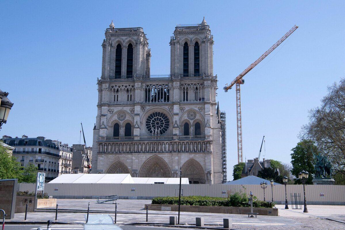 Katedra Notre Dame w Paryżu