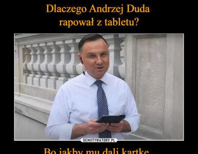 Dzisiaj prezydent Andrzej Duda obchodzi urodziny. Przypominamy najlepsze...