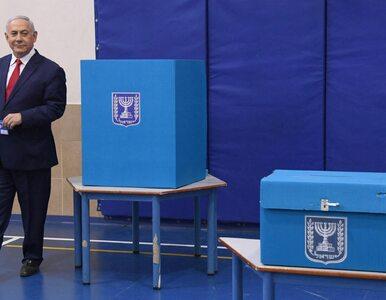 Kto będzie rządził Izraelem? Exit polls: Netanjahu i Gantz idą łeb w łeb