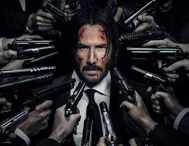 """Król kina akcji Keanu Reeves powraca w filmie """"John Wick 3"""". Niedługo w..."""