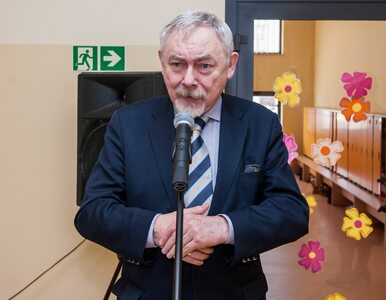 Jacek Majchrowski wystartuje w wyborach na prezydenta Krakowa