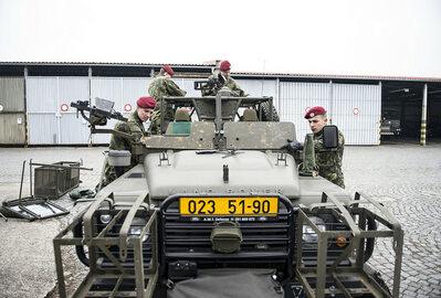 """Ćwiczenia """"szpicy"""" NATO w Polsce"""