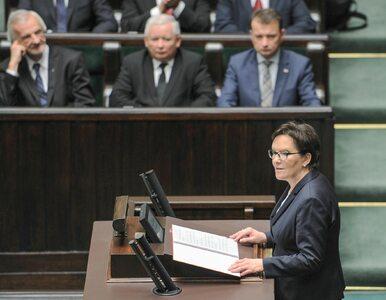 Kopacz apeluje do Kaczyńskiego: Niech pan stanie na czele rządu