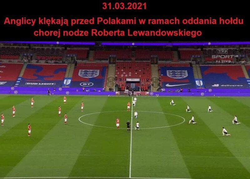Memy po meczu Polska-Anglia
