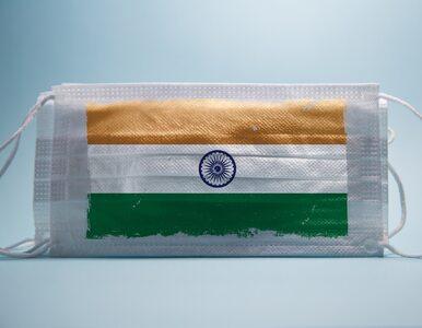 W Indiach wykryto kolejny wariant koronawirusa