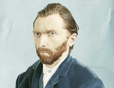Vincent van Gogh został sfotografowany