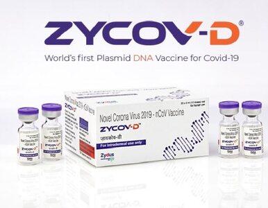 Powstała pierwsza na świecie szczepionka DNA przeciwko SARS-CoV-2. Co...
