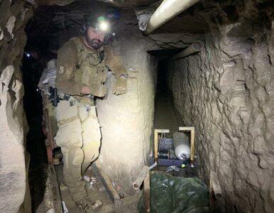 Najdłuższy w historii tunel przemytniczy odkryto na granicy z Meksykiem....