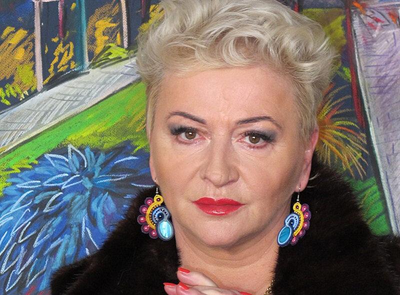 Hanna Bakuła w 2015 roku