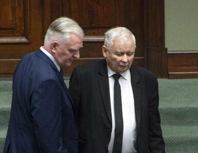 Gowin o relacjach z Kaczyńskim: Jak szeregowego posła z szeregowym posłem