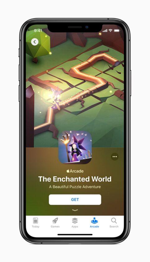 Usługa Apple Arcade