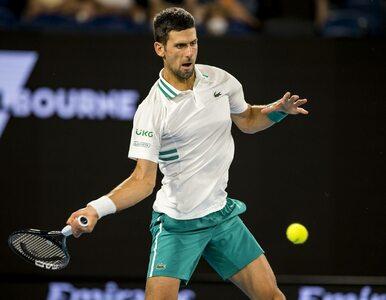 Wielki triumf Djokovicia w Australian Open! Bezsilny Miedwiediew połamał...