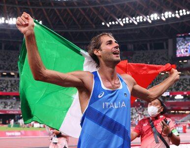 Tokio 2020. Co to było?! Włoch oszalał po niesamowitym konkursie w skoku...