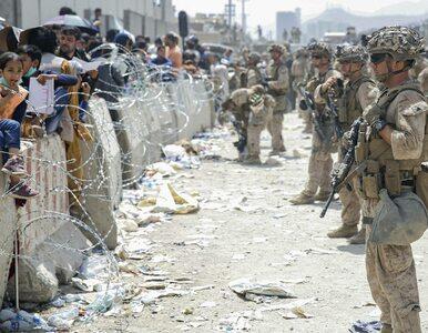 Chaos na lotnisku w Kabulu. Wybuchła panika, zginęło 7 osób