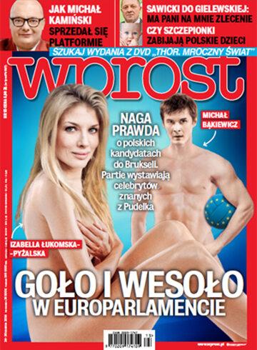 Okładka tygodnika Wprost nr 13/2014 (1621)