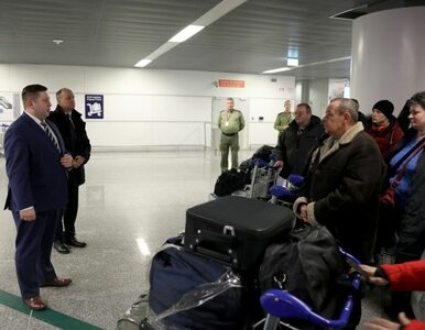 Kolejnych 58 repatriantów przyleciało z Kazachstanu do Polski. Jakie...