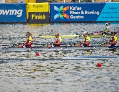 Mamy drugi medal! Brąz czwórki podwójnej kobiet