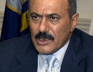 Czy Obama przyjmie dyktatora Jemenu?