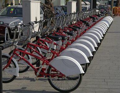 Rowery miejskie biją rekordy popularności w Polsce