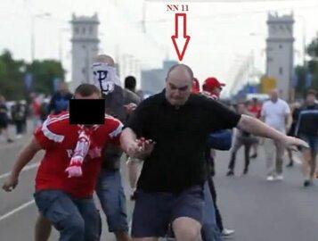 Echa meczu Polska-Rosja. Policja szuka kibiców 2