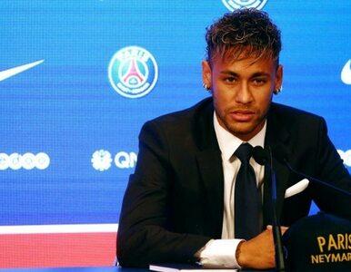 Neymar przegrał proces z Barceloną. Na konto byłego klubu przeleje...