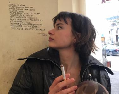 """Iga Górecka, polska aktorka znana z seriali """"M jak miłość"""" czy..."""
