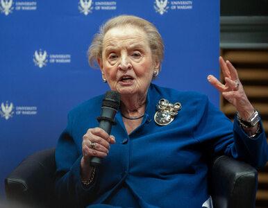Była sekretarz stanu USA zabrała głos w obronie polskich mediów