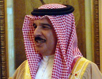 """""""Obcy spisek"""" w Bahrajnie? Król: spiskowano od 30 lat"""