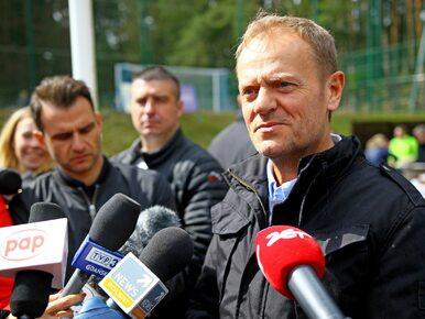 """""""Donald Tusk nie wystartuje w wyborach prezydenckich"""""""