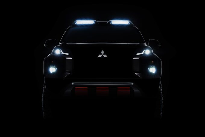 Mitsubishi L200 Absolute