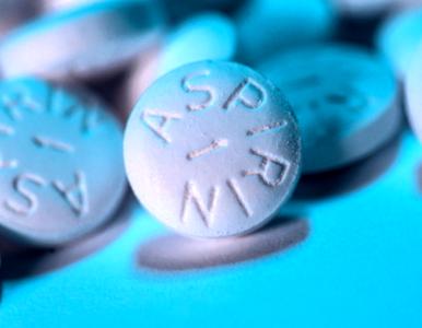 Aspiryna może o 20 proc. zmniejszać ryzyko zgonu u chorych na raka....