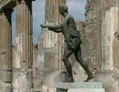 Włochy: Pompeje się sypią