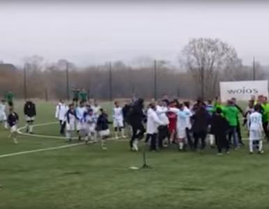 Bójka na turnieju w Zakopanem. Rodzice młodych piłkarzy starli się z...