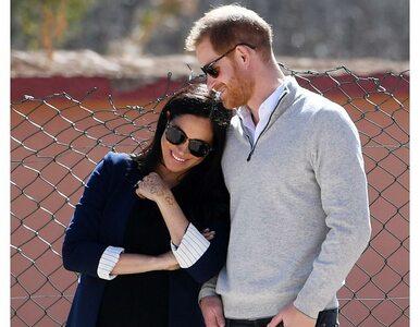 Tak wygląda royal baby. Harry i Meghan pochwalili się dzieckiem