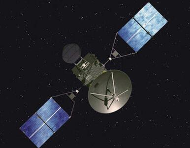 Amerykański satelita zestrzelony
